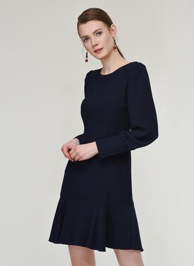 Nenuphar Atelier Elbise Lacivert